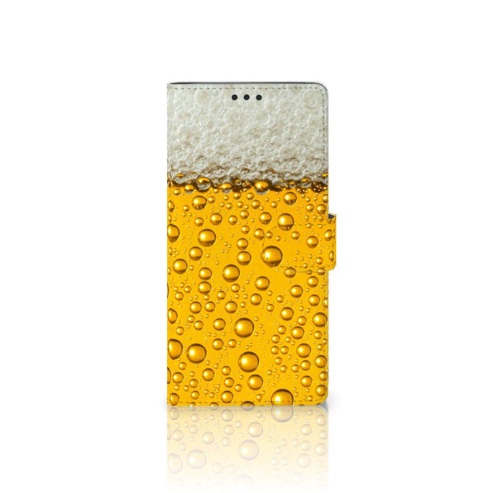 Sony Xperia XA Ultra Uniek Boekhoesje Bier