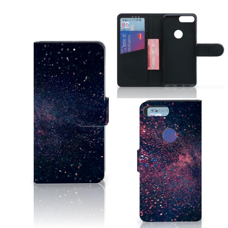 Alcatel 1S (2019) Bookcase Stars