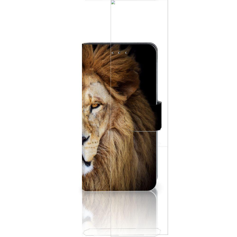 Huawei P20 Boekhoesje Design Leeuw