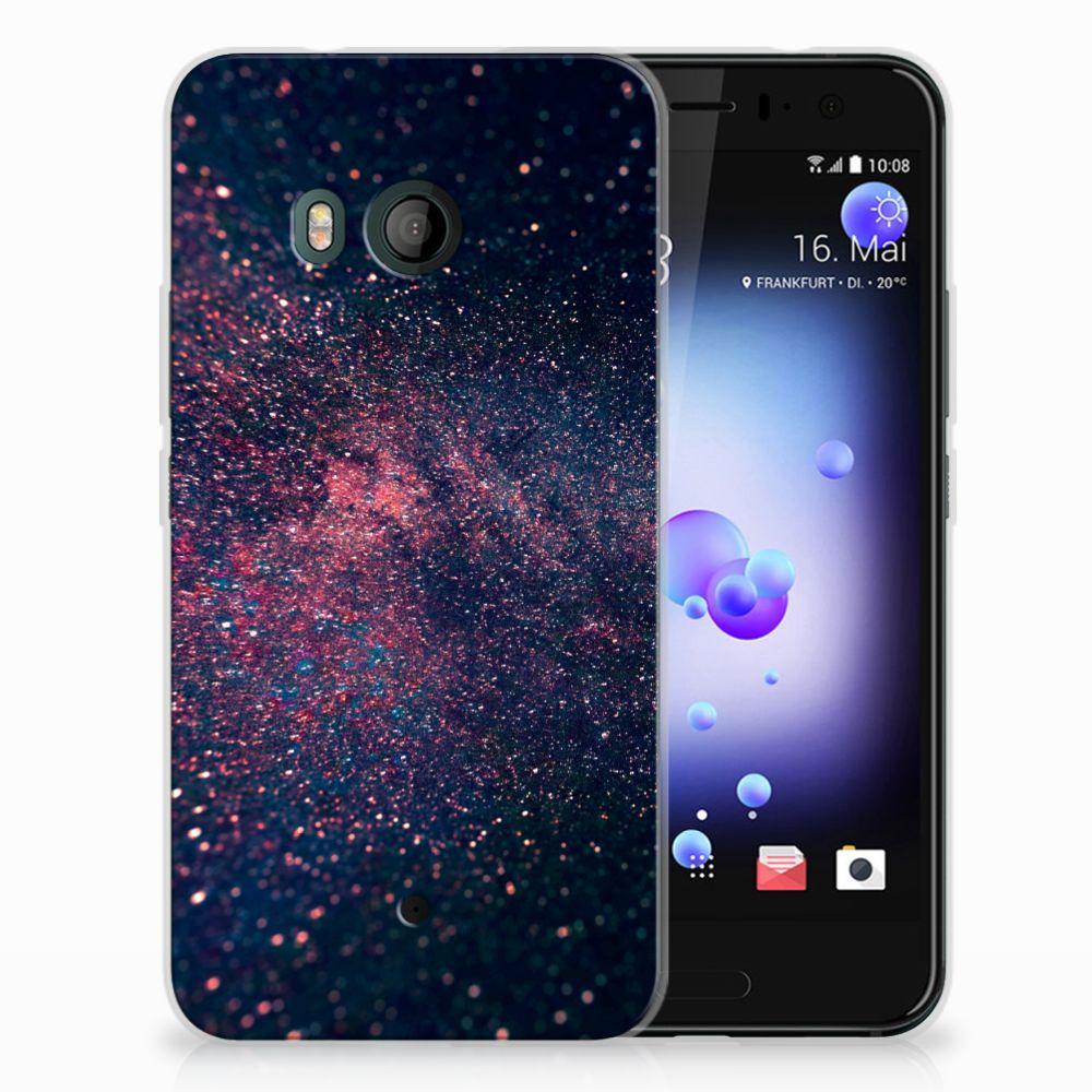 HTC U11 TPU Hoesje Design Stars