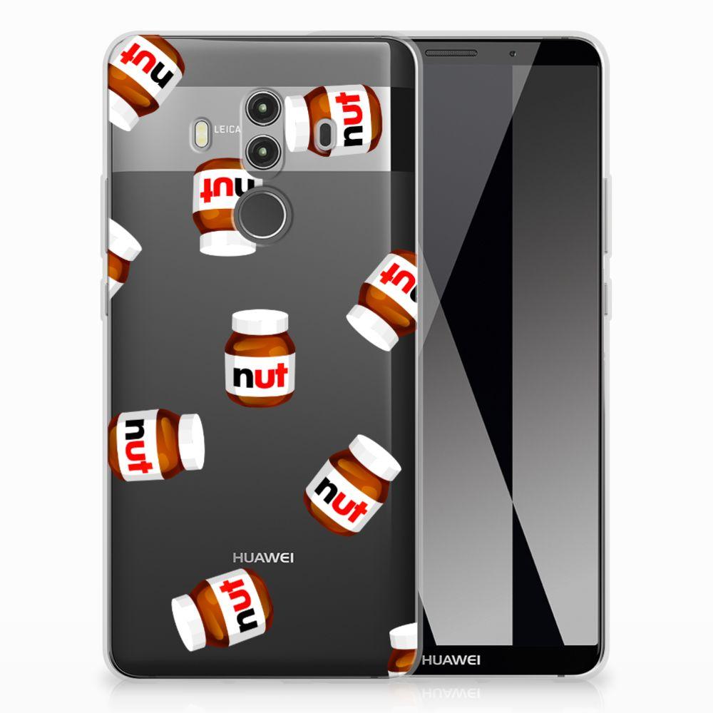 Huawei Mate 10 Pro Uniek TPU Hoesje Nut Jar