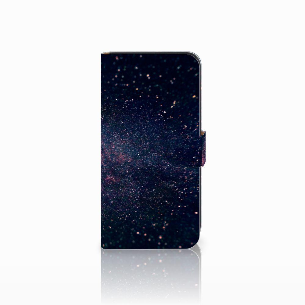Samsung Galaxy E7 Boekhoesje Design Stars