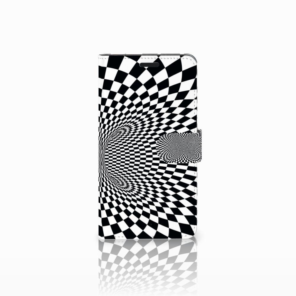 Sony Xperia T3 Boekhoesje Design Illusie