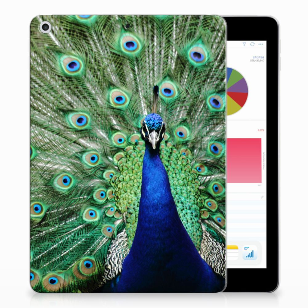 Apple iPad 9.7 2018 | 2017 Back Case Pauw