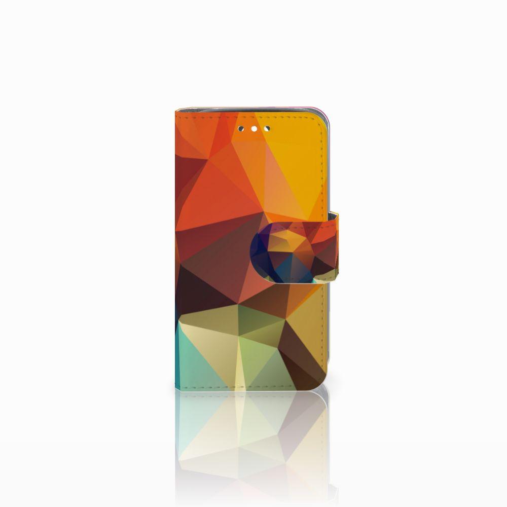 Huawei Y360 Bookcase Polygon Color