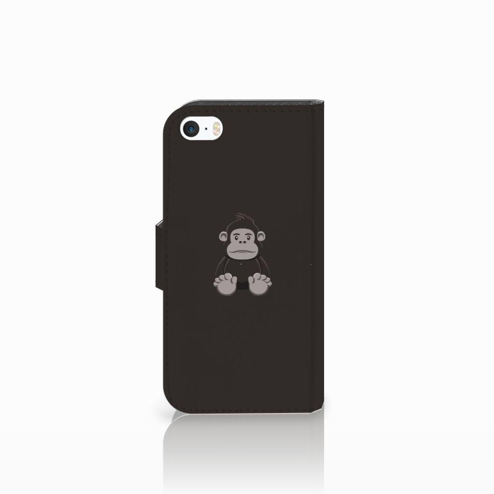 Apple iPhone 5 | 5s | SE Leuk Hoesje Gorilla