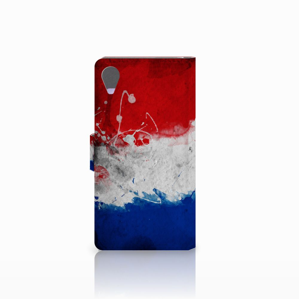 Sony Xperia X Performance Bookstyle Case Nederland