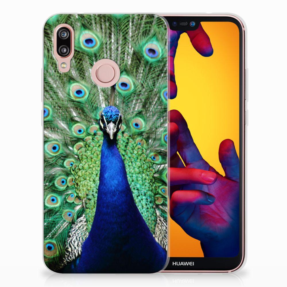Huawei P20 Lite TPU Hoesje Design Pauw