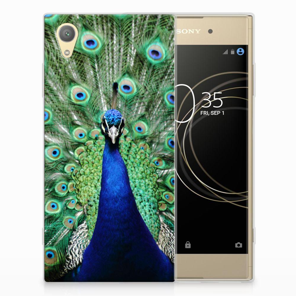 Sony Xperia XA1 Plus TPU Hoesje Pauw
