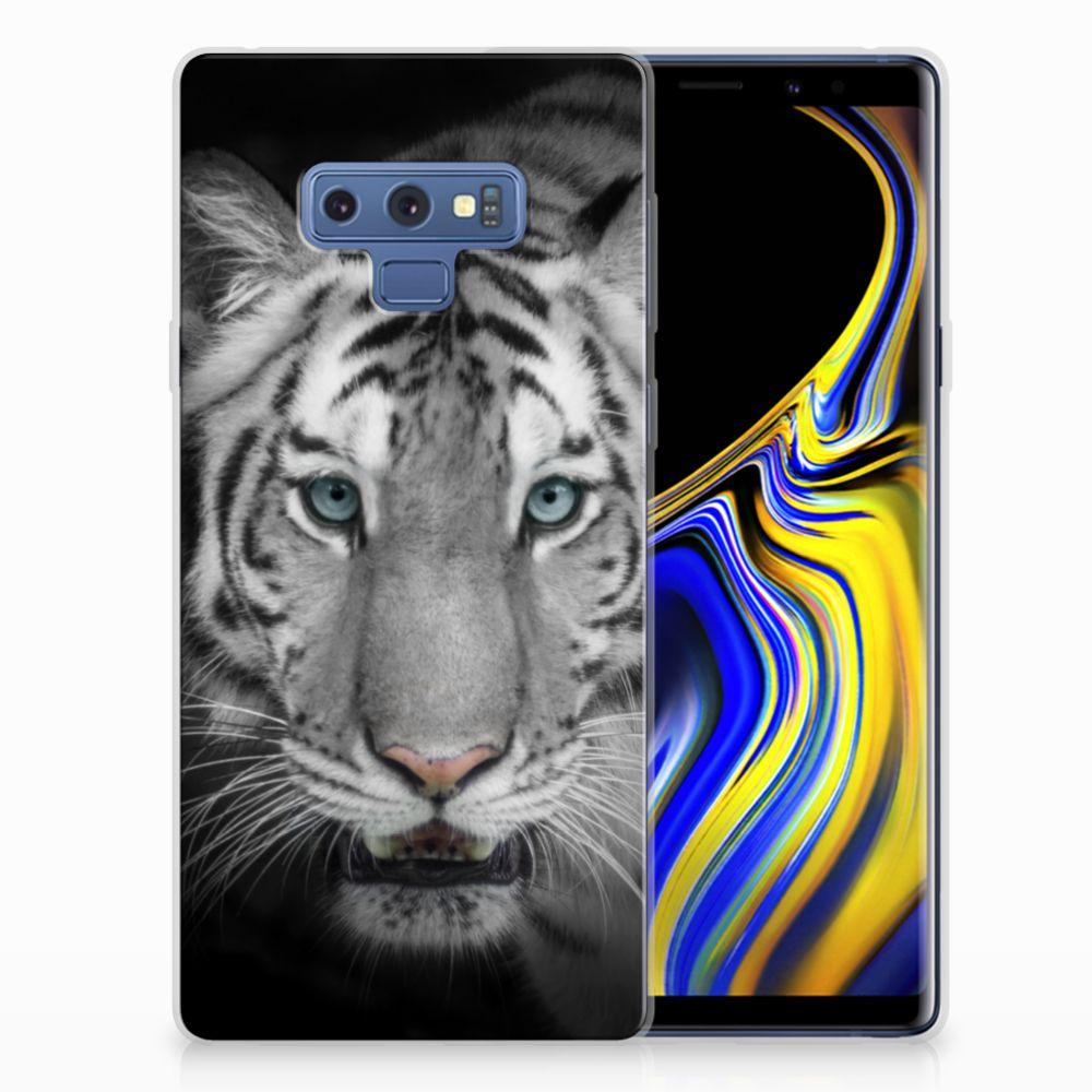 Samsung Galaxy Note 9 TPU Hoesje Tijger