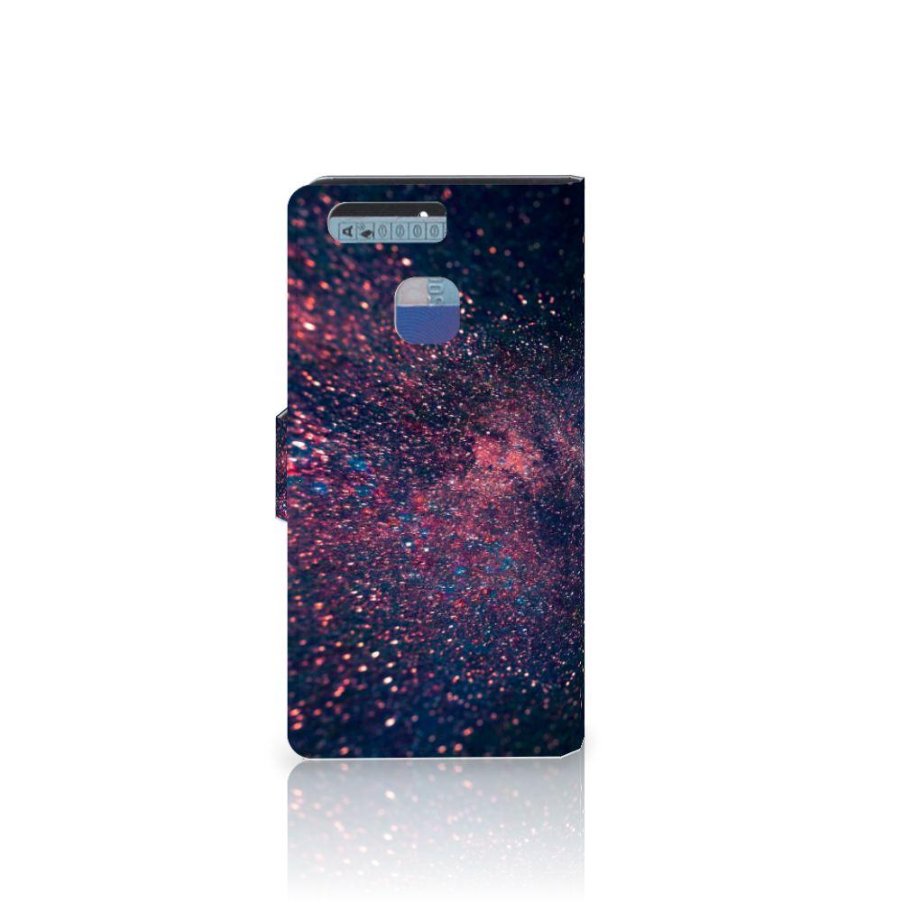 Huawei P9 Bookcase Stars