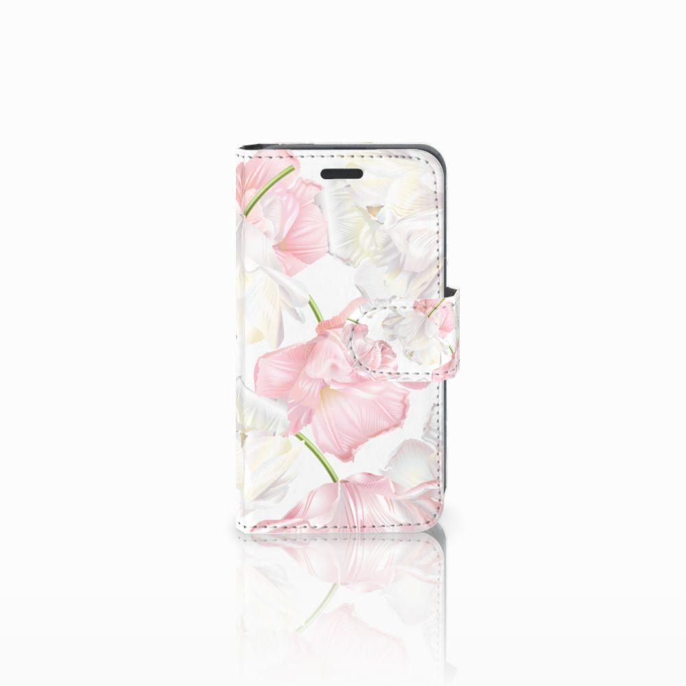 Nokia Lumia 520 Boekhoesje Design Lovely Flowers