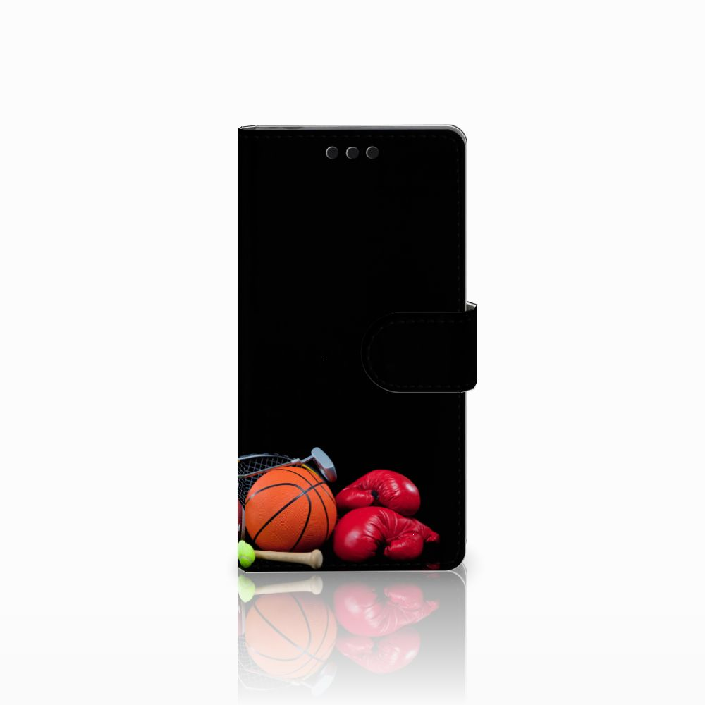 Sony Xperia M4 Aqua Boekhoesje Design Sports