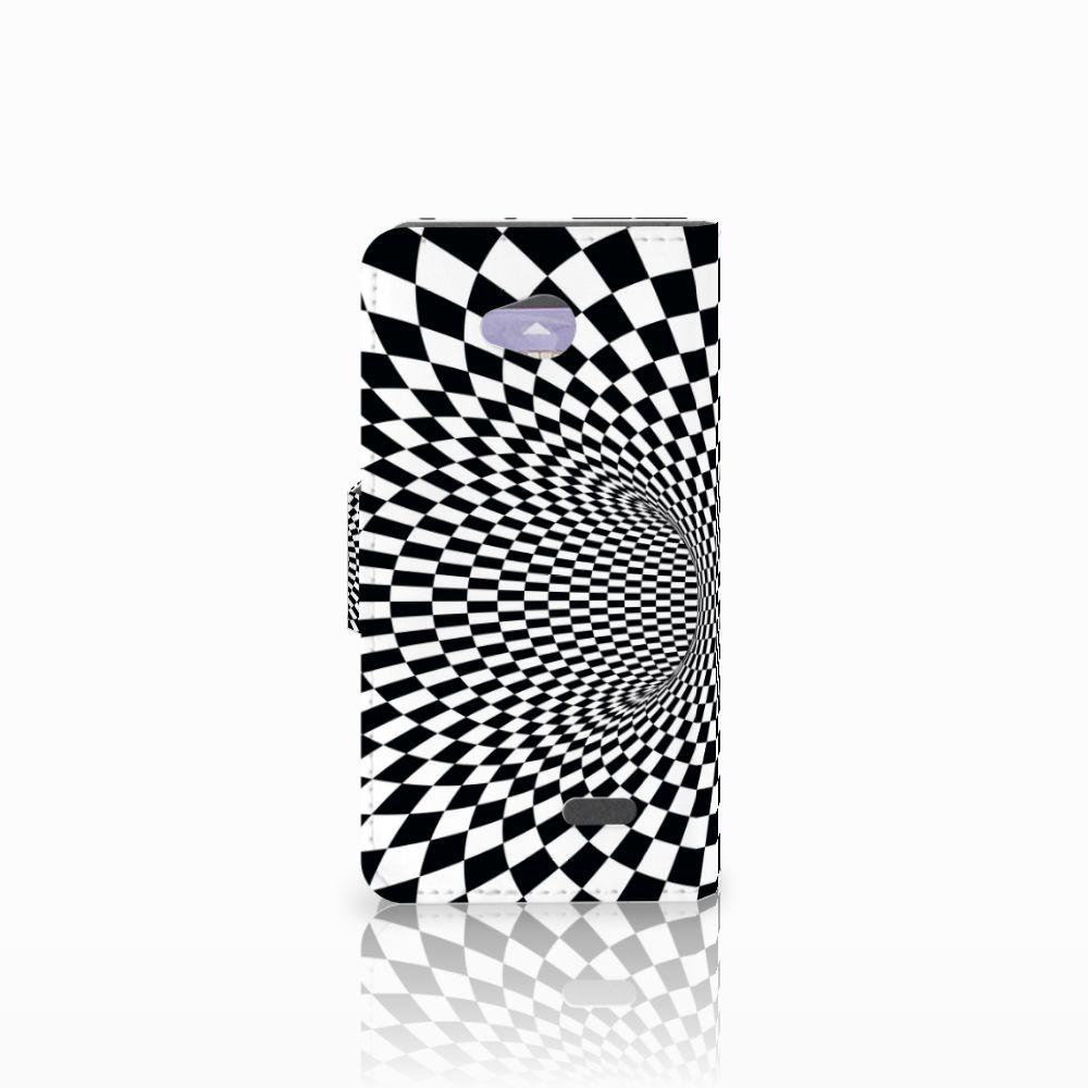 LG L70 Bookcase Illusie