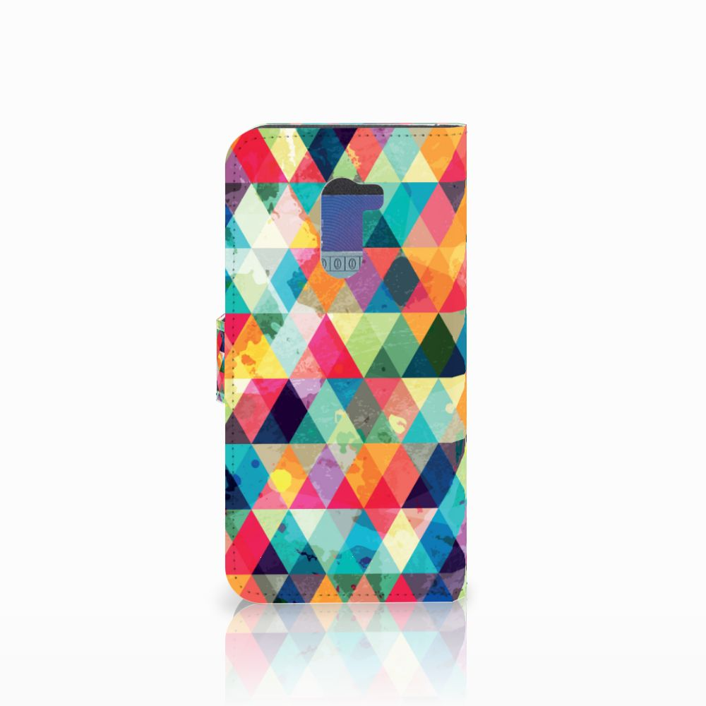 Xiaomi Pocophone F1 Telefoon Hoesje Geruit
