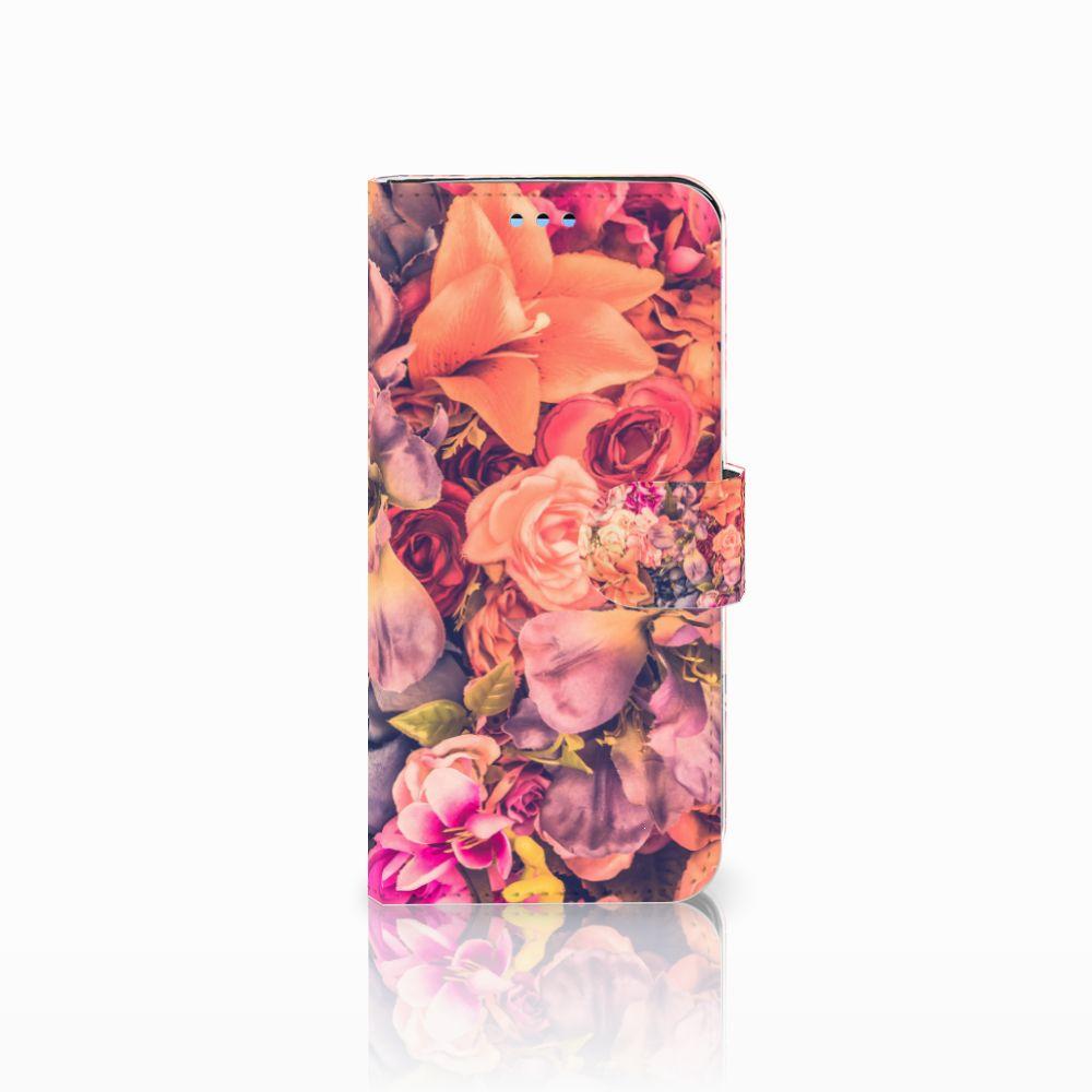 Samsung Galaxy S9 Boekhoesje Design Bosje Bloemen