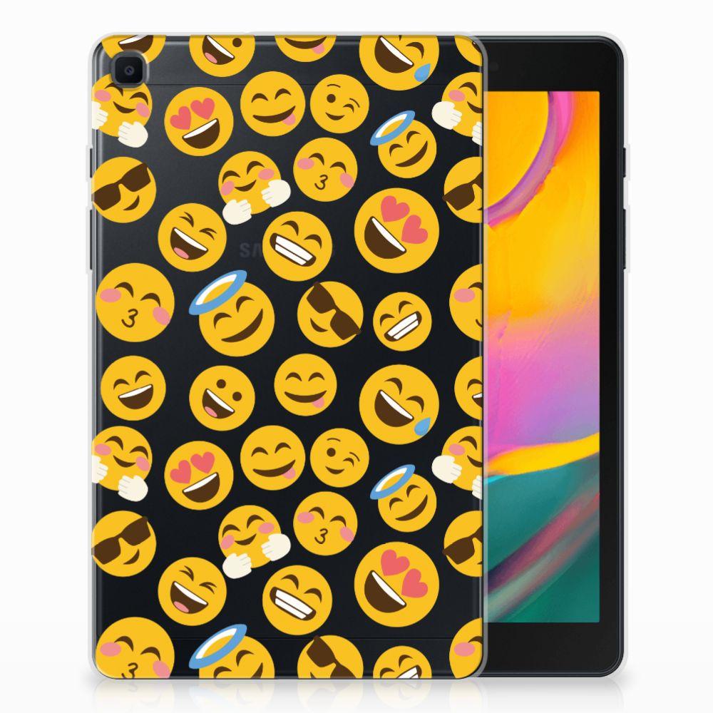 Samsung Galaxy Tab A 8.0 (2019) Hippe Hoes Emoji