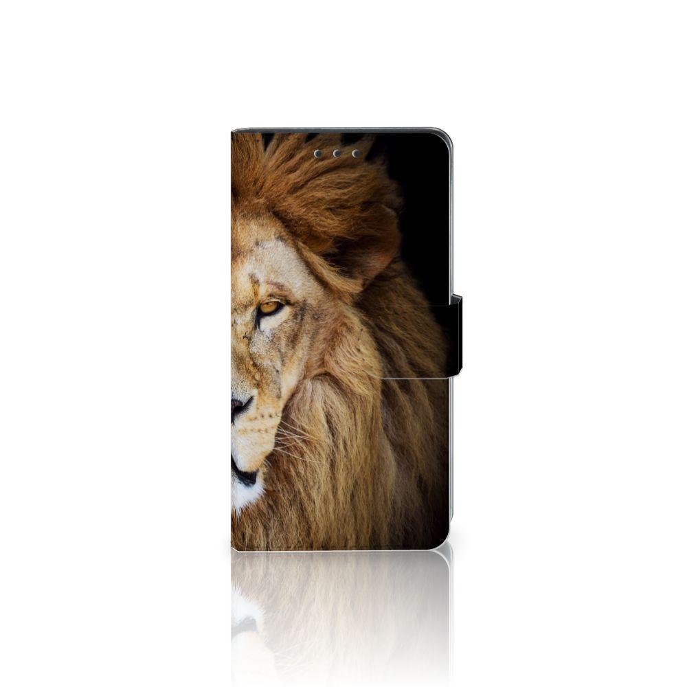 Sony Xperia Z3 Boekhoesje Design Leeuw