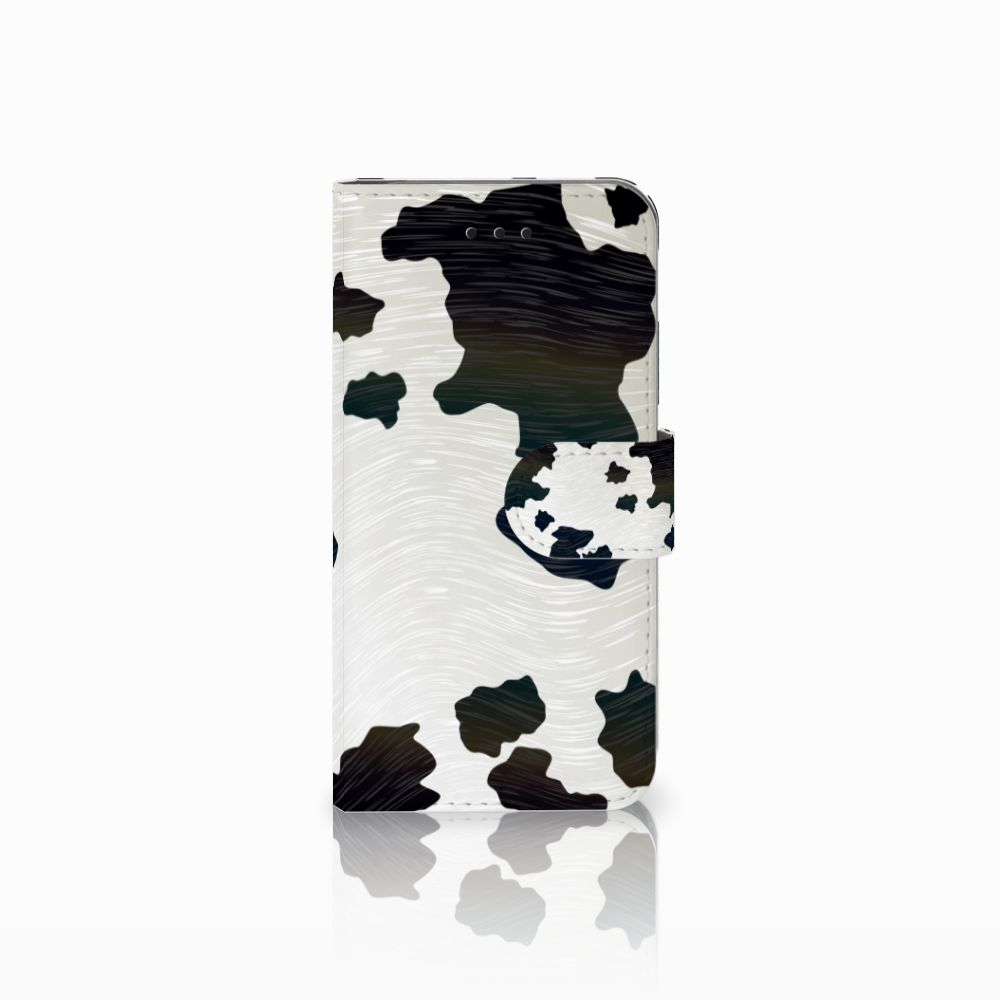 Apple iPhone X | Xs Boekhoesje Design Koeienvlekken