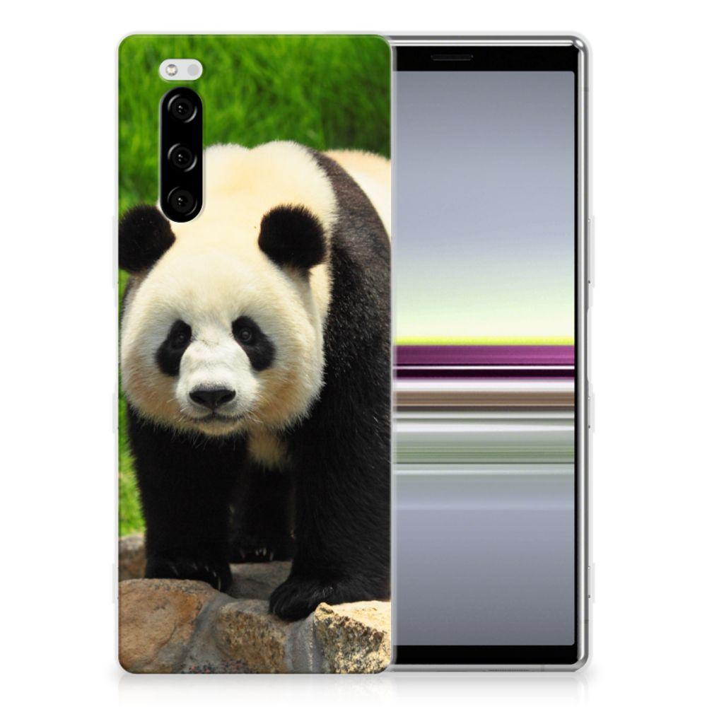 Sony Xperia 5 TPU Hoesje Panda