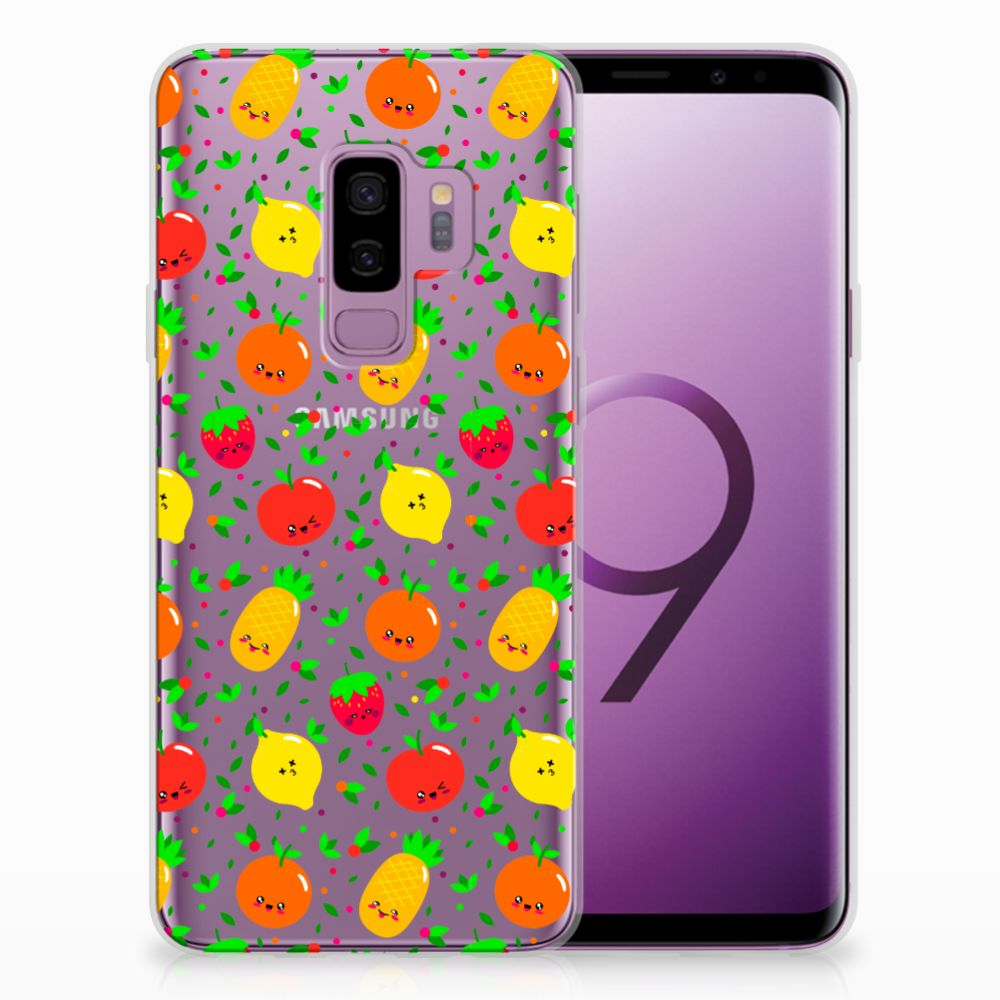 Samsung Galaxy S9 Plus TPU Hoesje Design Fruits