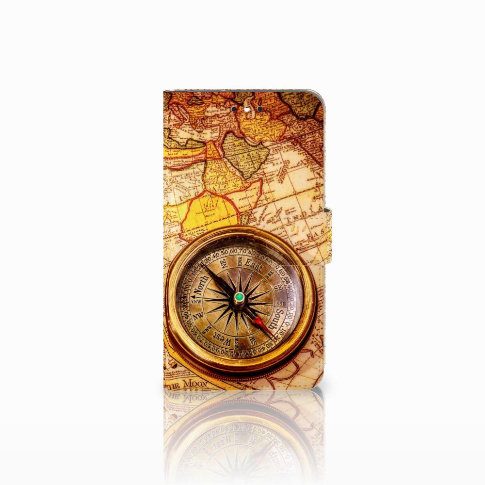 Motorola Moto G4 | G4 Plus Boekhoesje Design Kompas