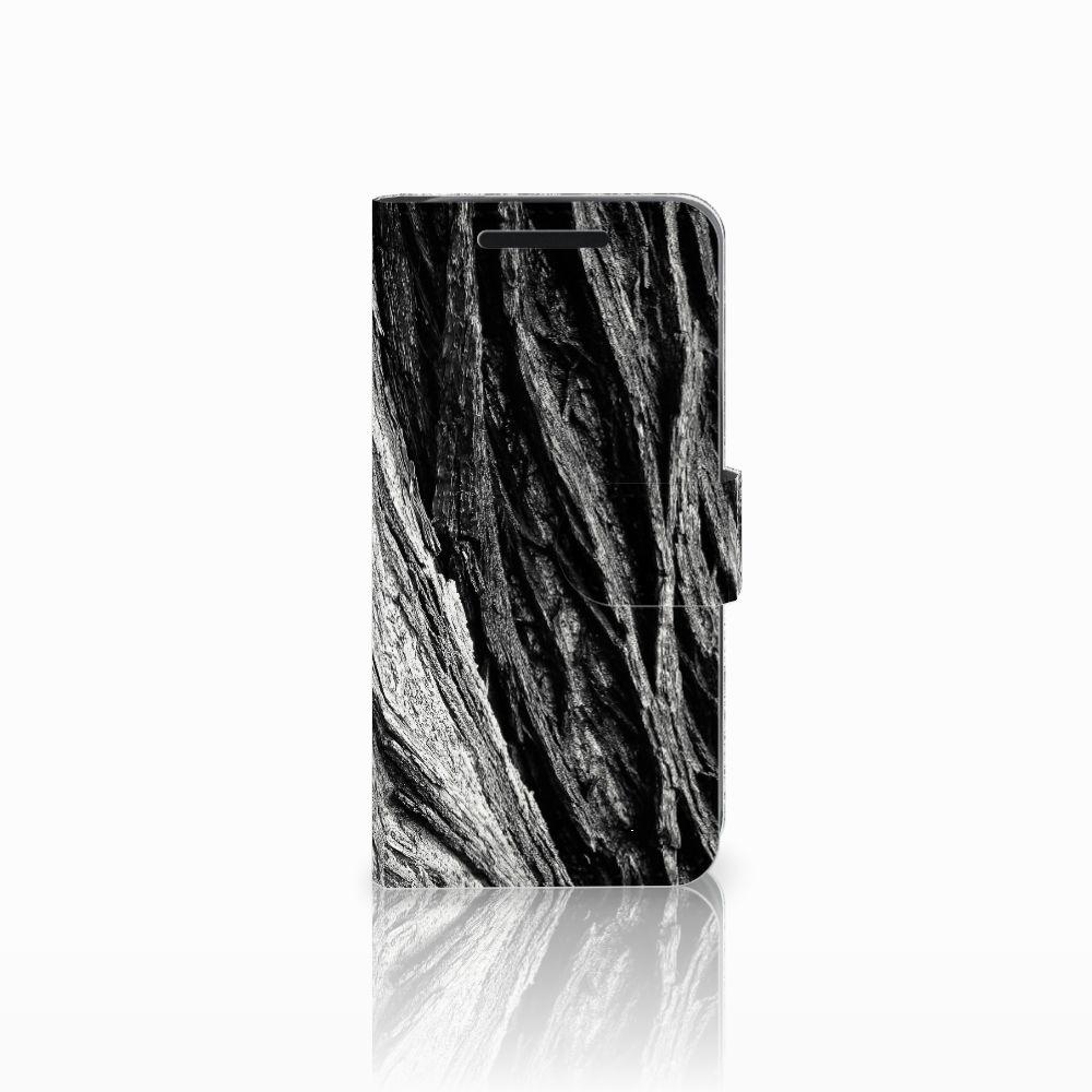 HTC One M9 Uniek Boekhoesje Boomschors