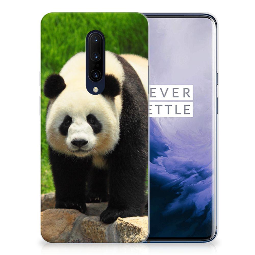 OnePlus 7 Pro TPU Hoesje Panda