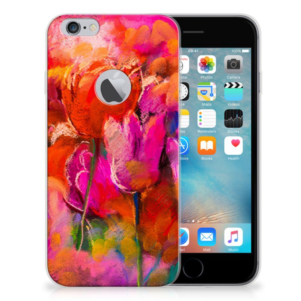 Hoesje maken Apple iPhone 6 Plus | 6s Plus Tulips