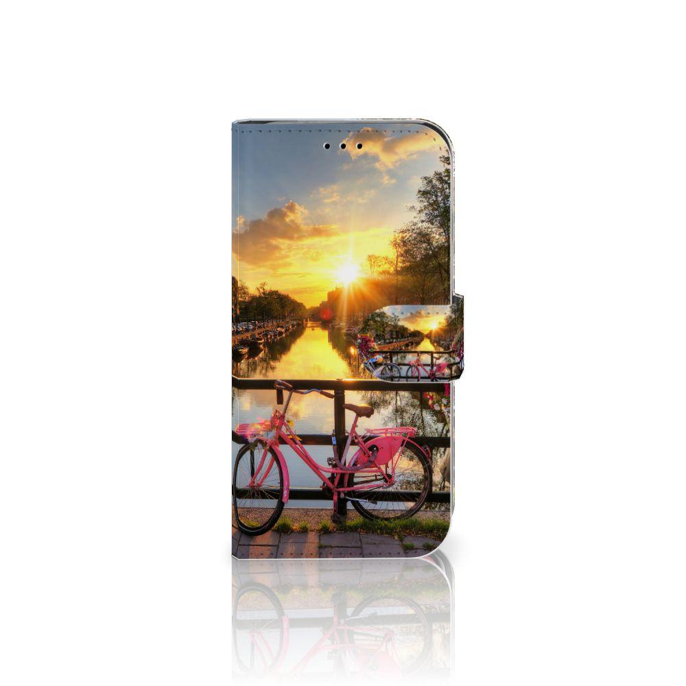 Apple iPhone X | Xs Flip Cover Amsterdamse Grachten