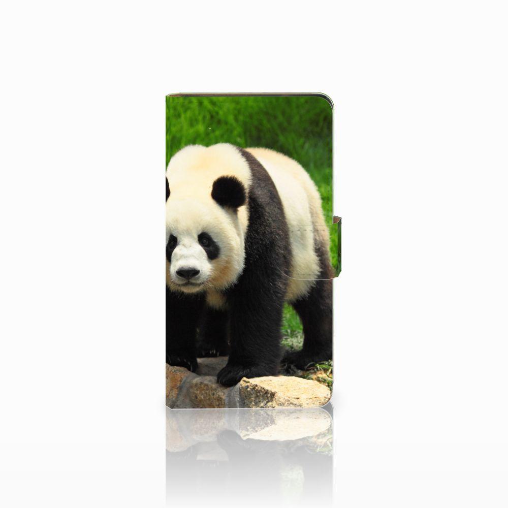 Huawei Ascend G700 Boekhoesje Design Panda