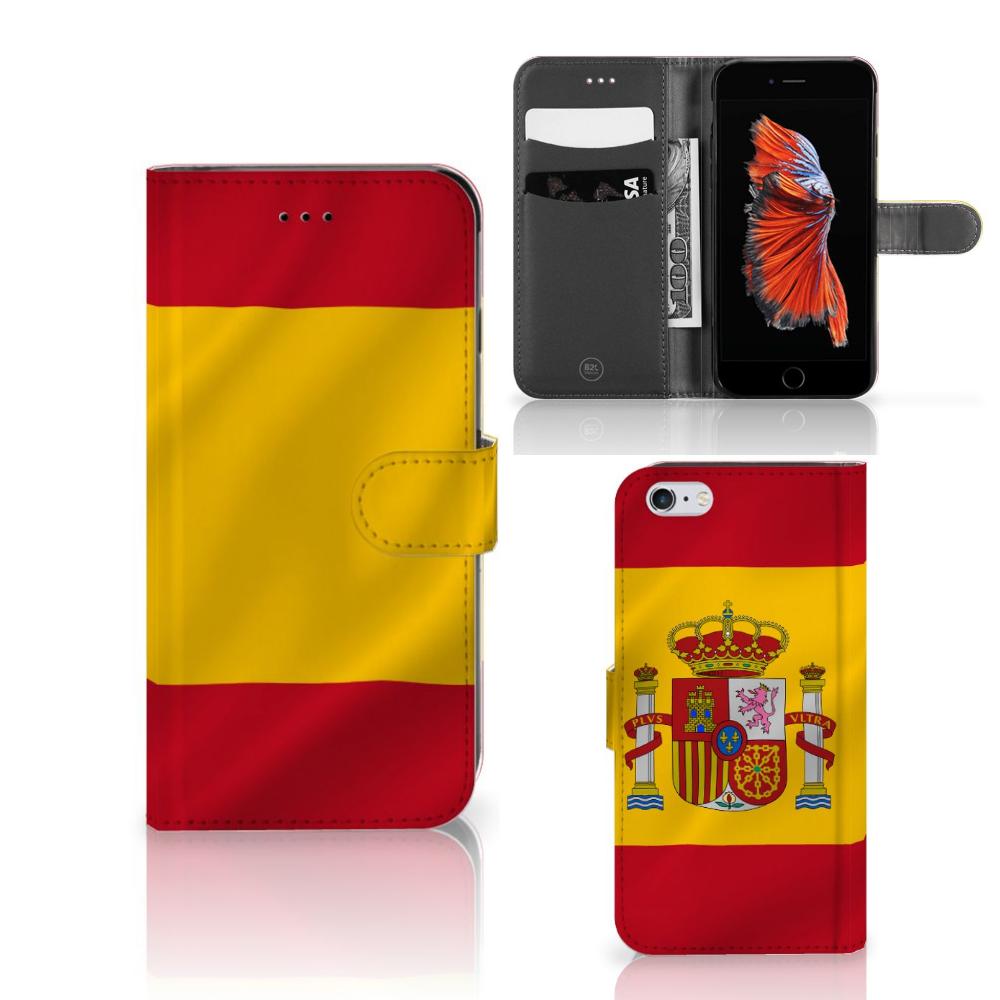 Apple iPhone 6 Plus | 6s Plus Bookstyle Case Spanje
