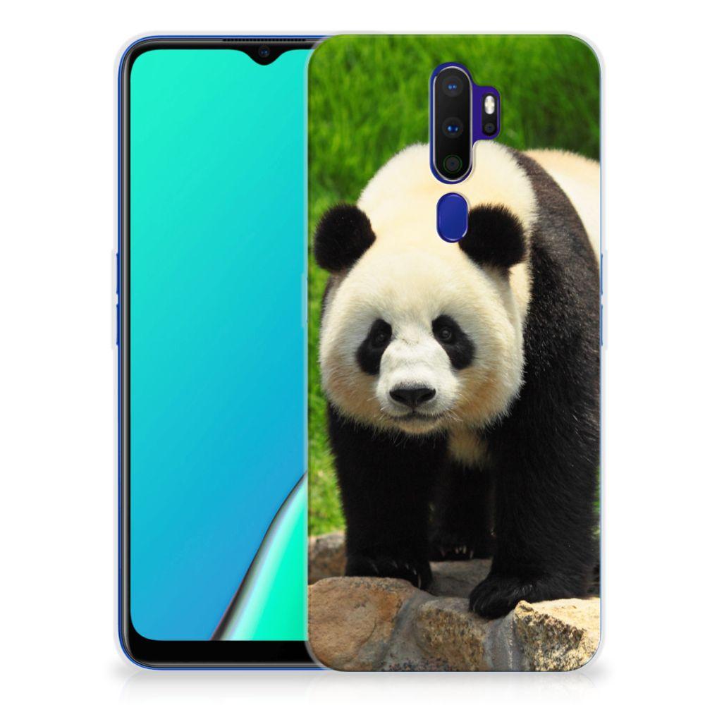 OPPO A5 2020 TPU Hoesje Panda