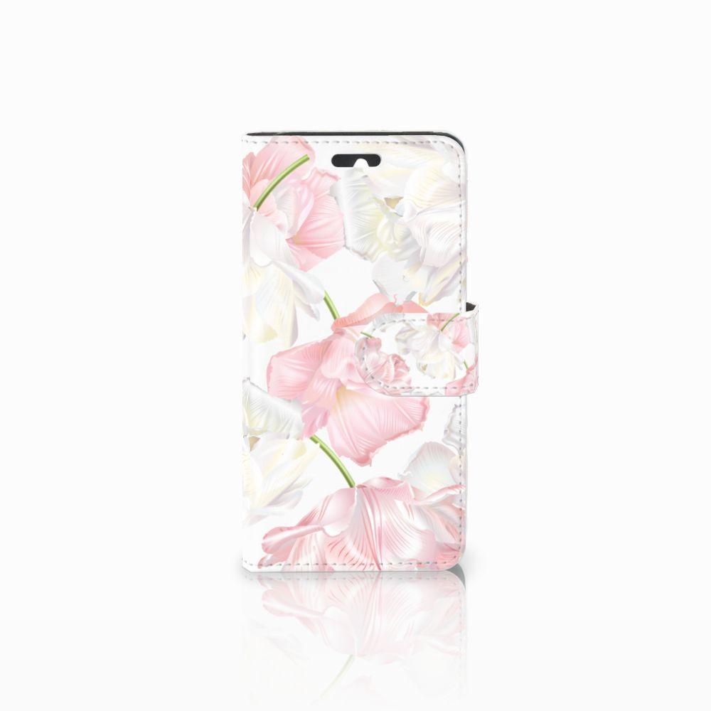 Huawei Ascend Y550 Boekhoesje Design Lovely Flowers