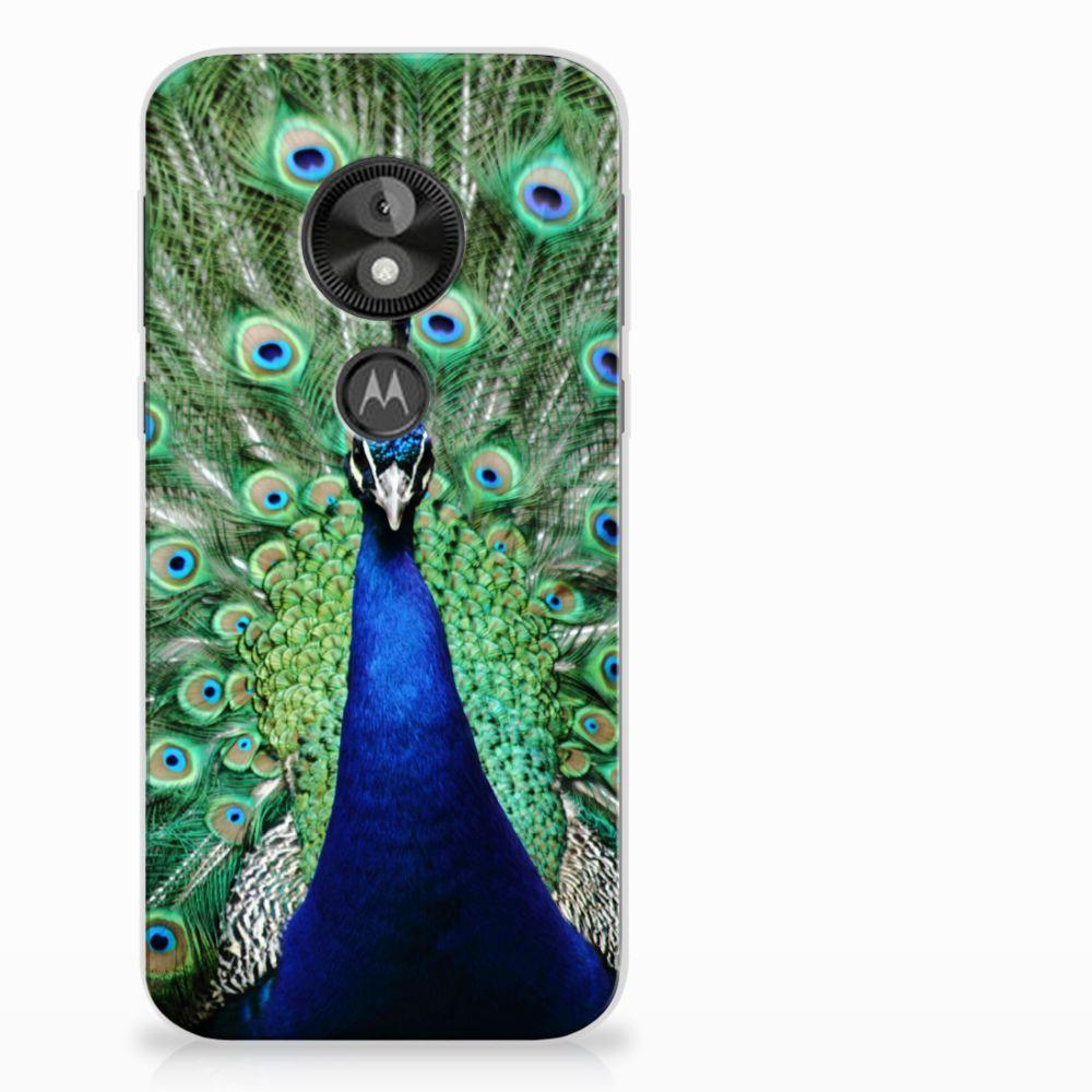 Motorola Moto E5 Play TPU Hoesje Design Pauw
