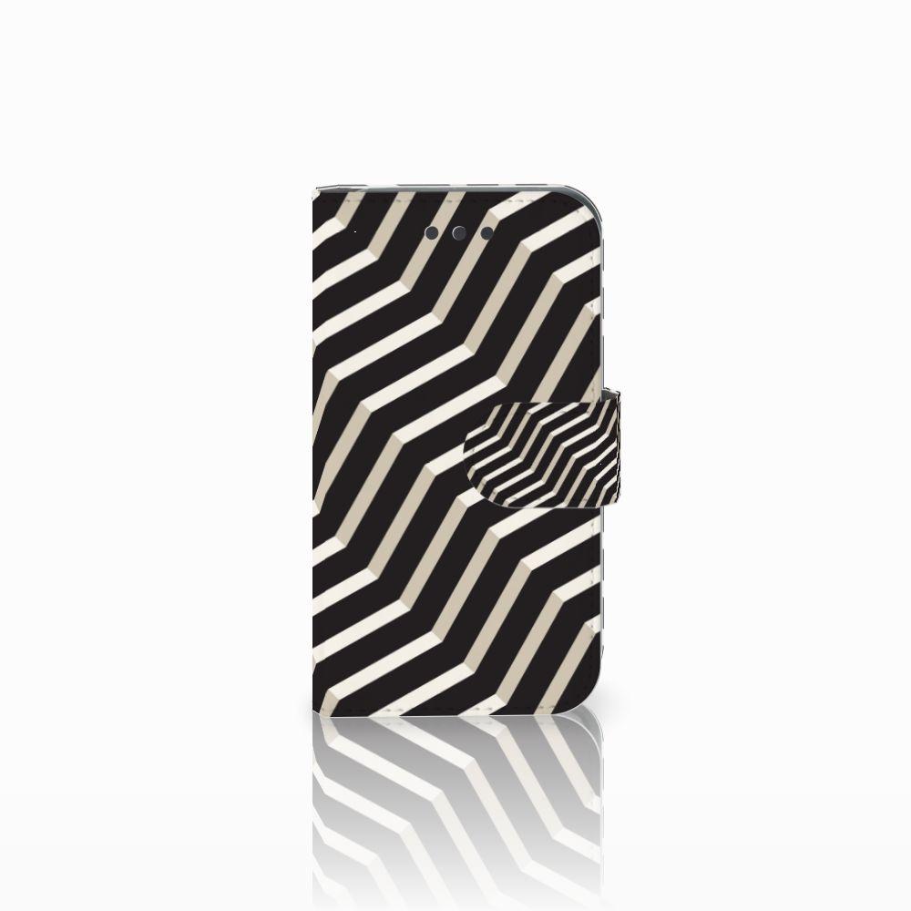 Samsung Galaxy Core 2 Bookcase Illusion