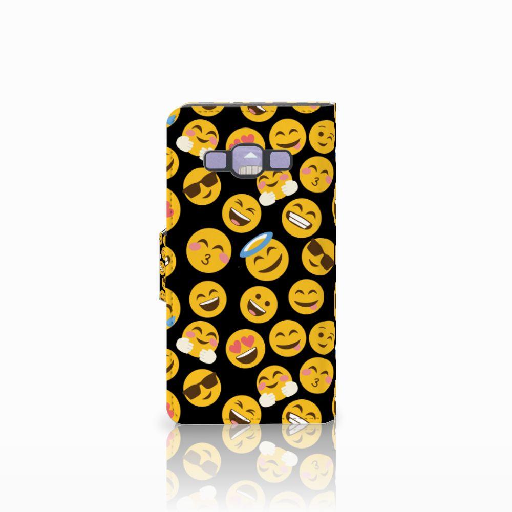 Samsung Galaxy A3 2015 Telefoon Hoesje Emoji