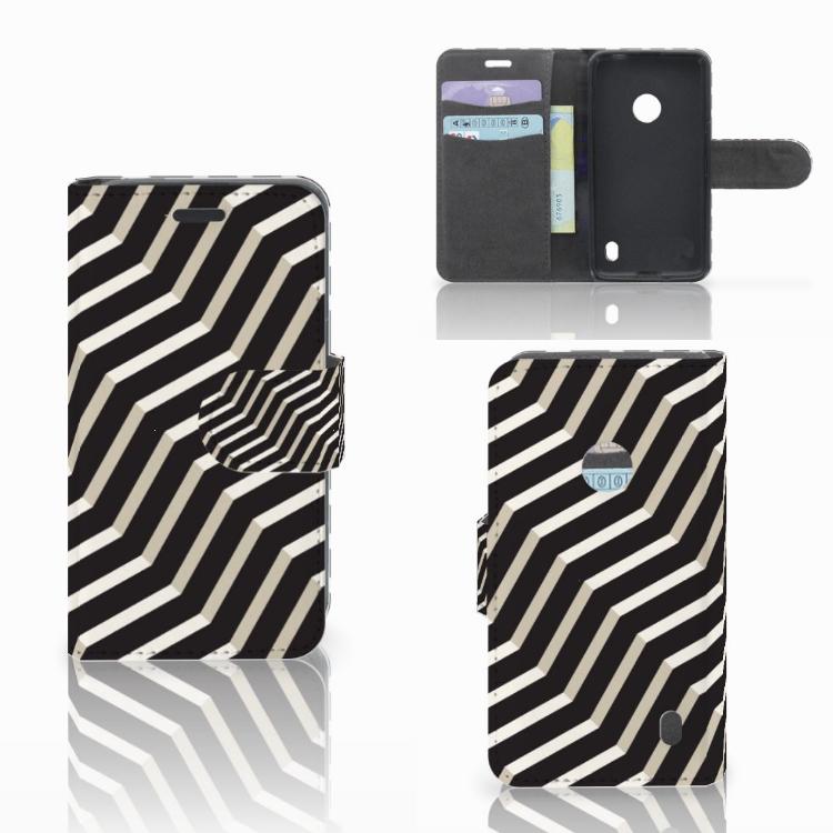 Nokia Lumia 520 Bookcase Illusion