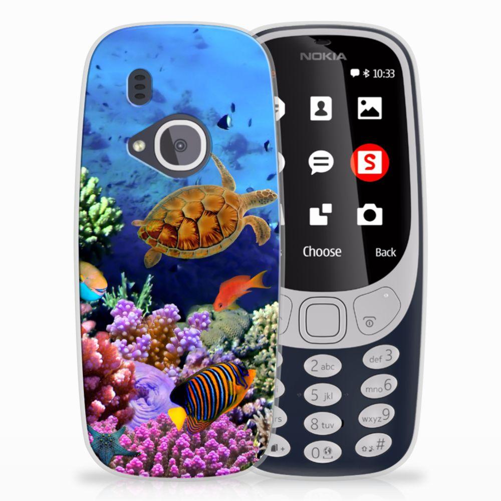 Nokia 3310 (2017) TPU Hoesje Vissen