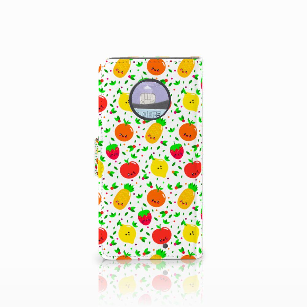 Motorola Moto X4 Book Cover Fruits
