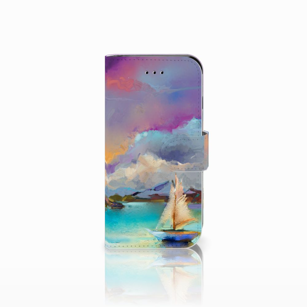 Hoesje Apple iPhone 6   6s Boat