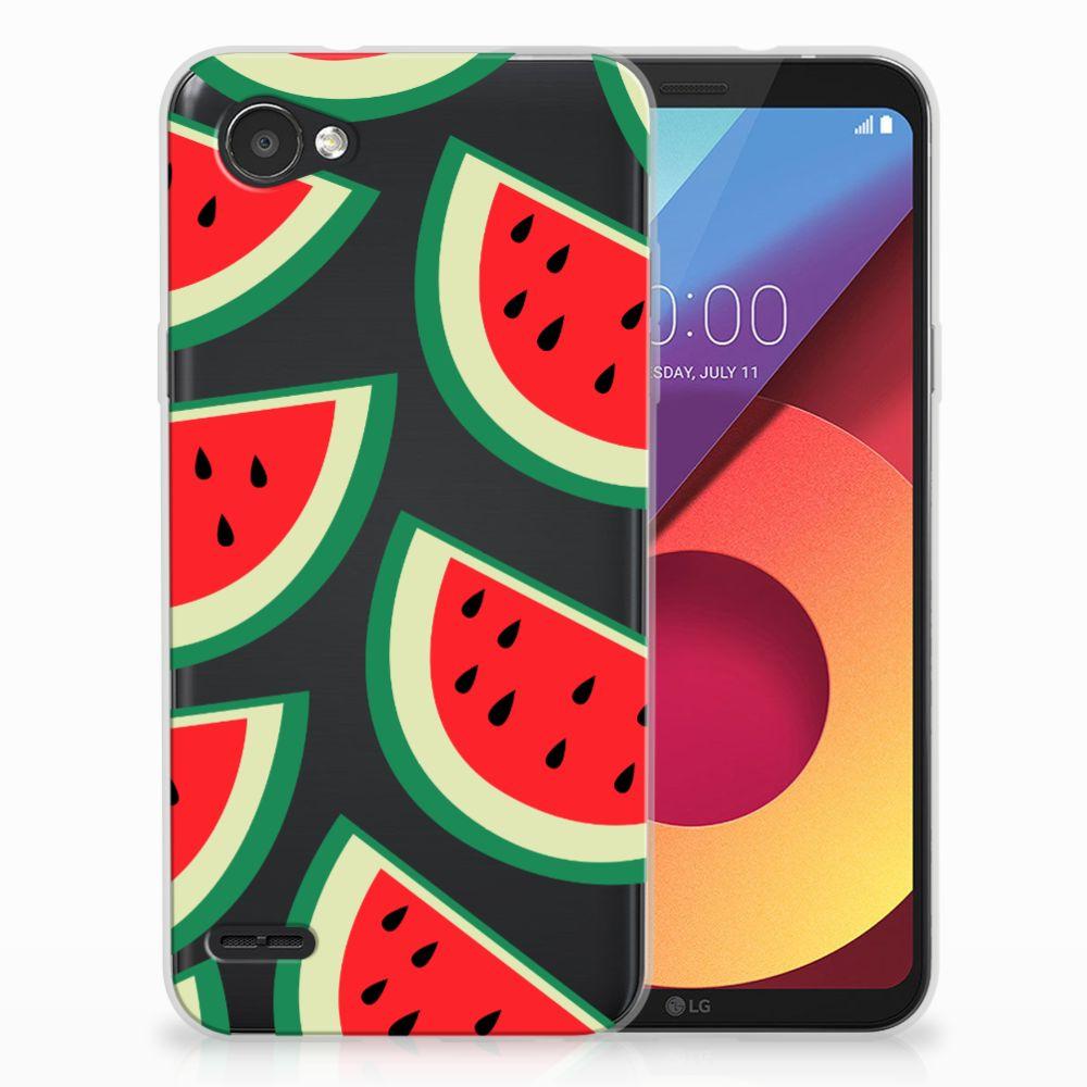 LG Q6 | LG Q6 Plus Siliconen Case Watermelons