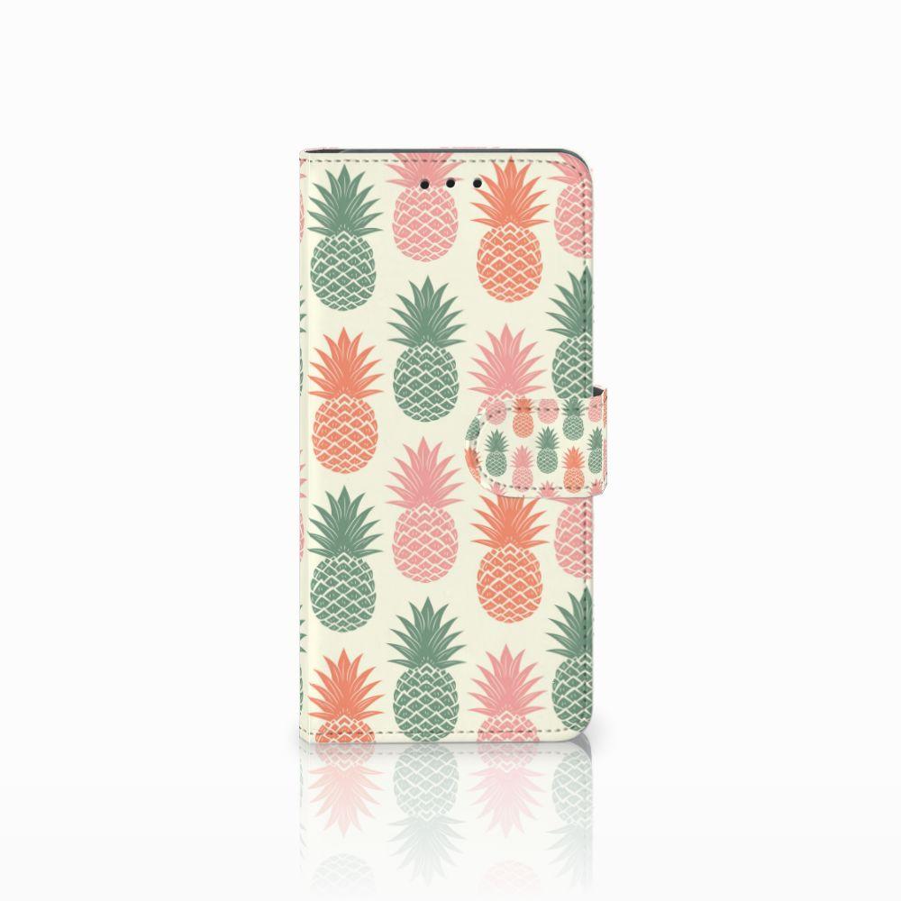 Huawei Mate 20 Pro Boekhoesje Design Ananas