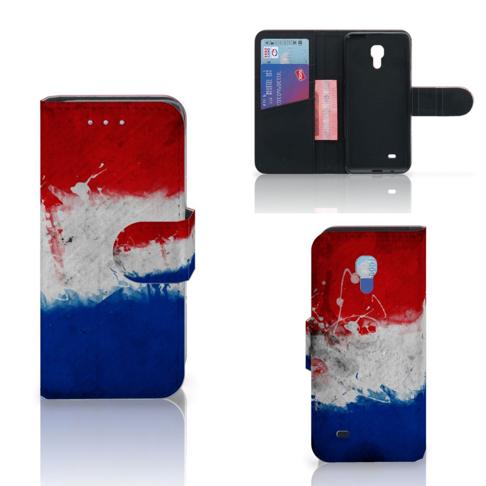 Samsung Galaxy S4 Mini i9190 Bookstyle Case Nederland