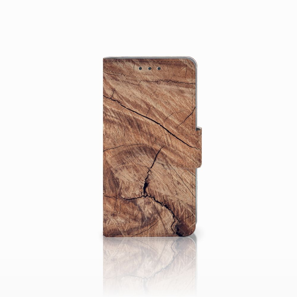 Samsung Galaxy A3 2015 Boekhoesje Design Tree Trunk