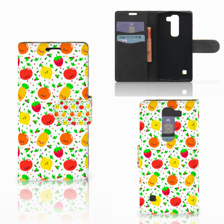 LG Spirit Book Cover Fruits
