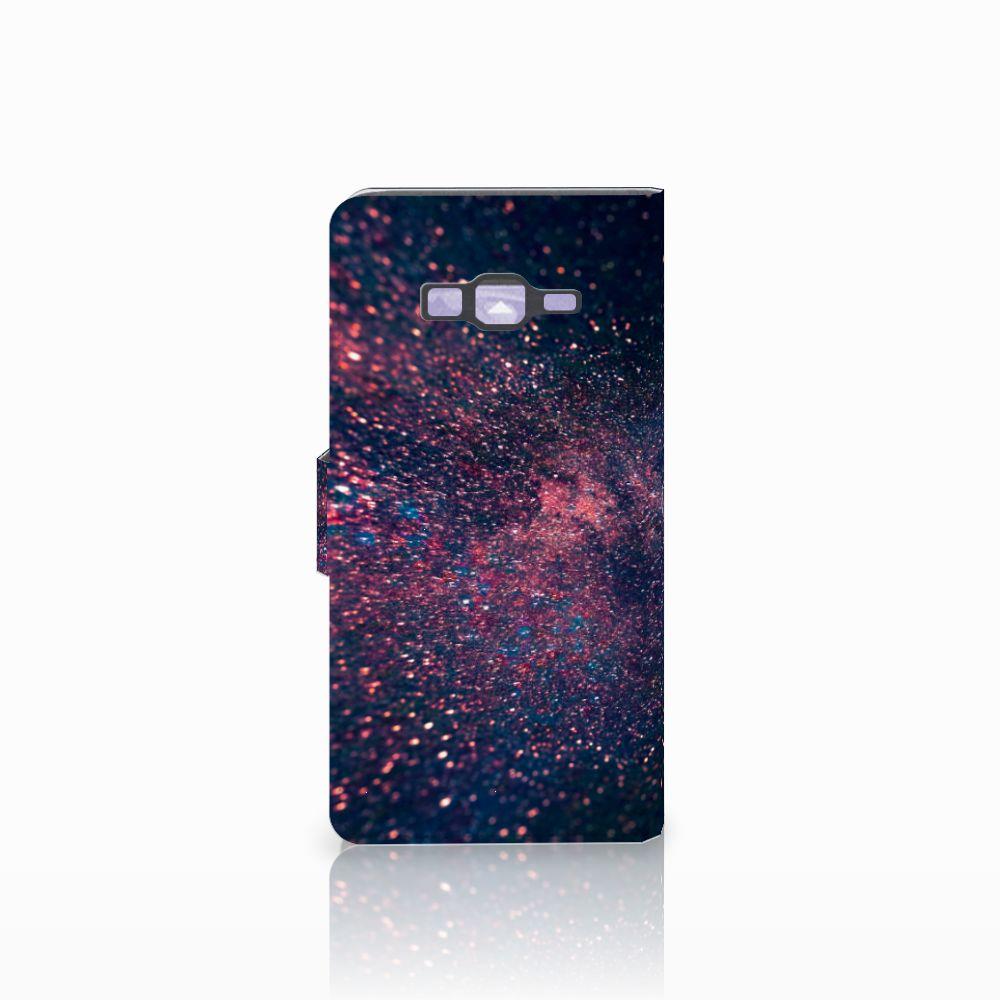 Samsung Galaxy Grand Prime   Grand Prime VE G531F Bookcase Stars