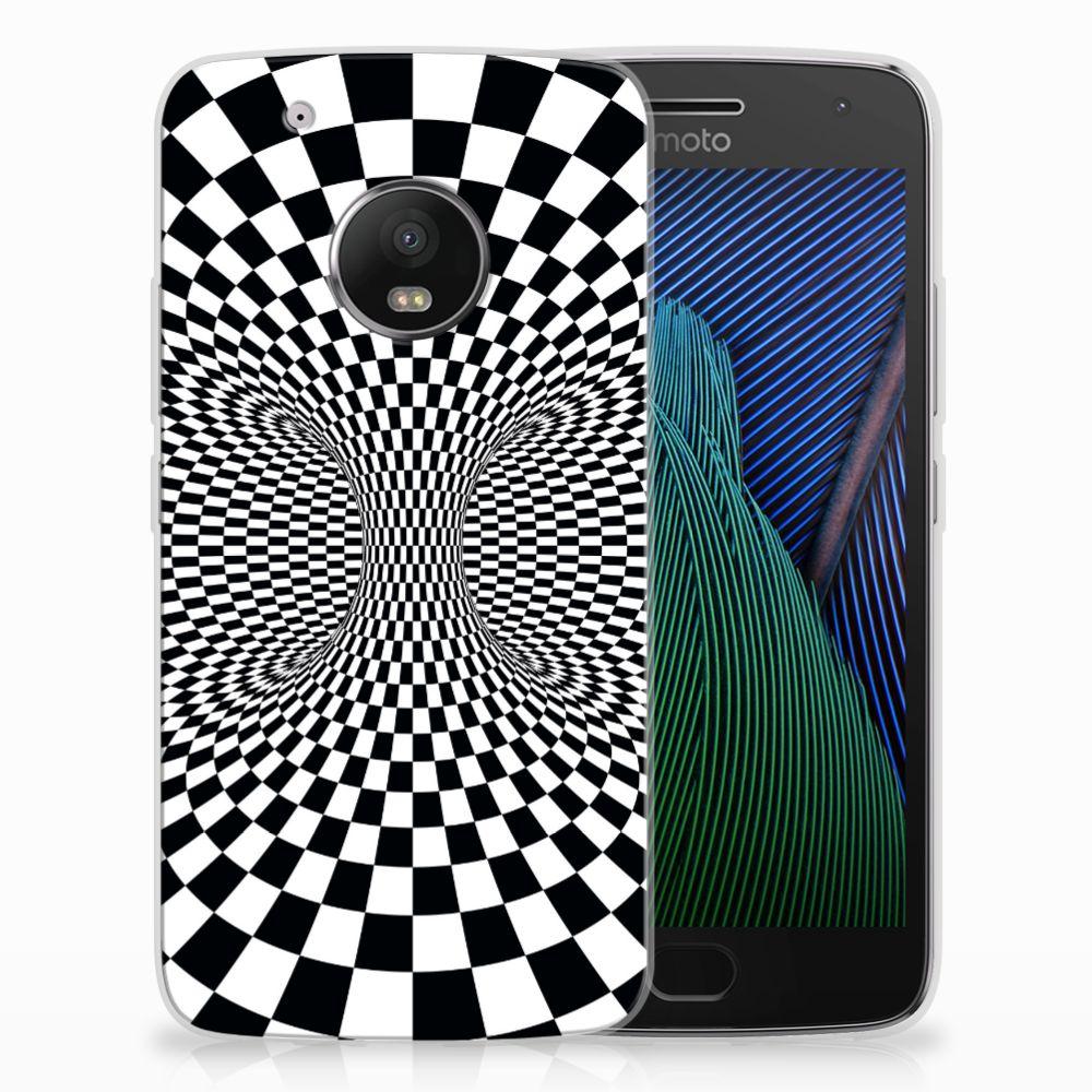 Motorola Moto G5 Plus TPU Hoesje Illusie
