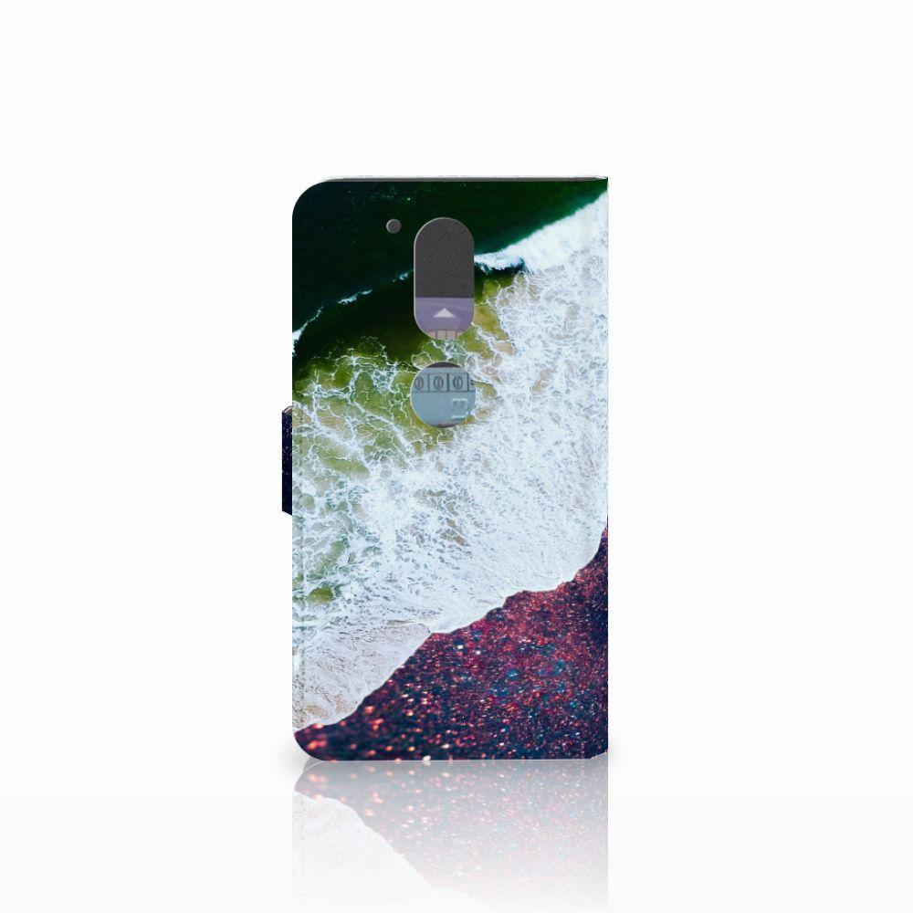 Motorola Moto G4 | G4 Plus Bookcase Sea in Space