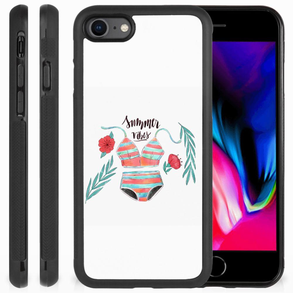 Apple iPhone 7 | 8 Bumper Hoesje Boho Summer